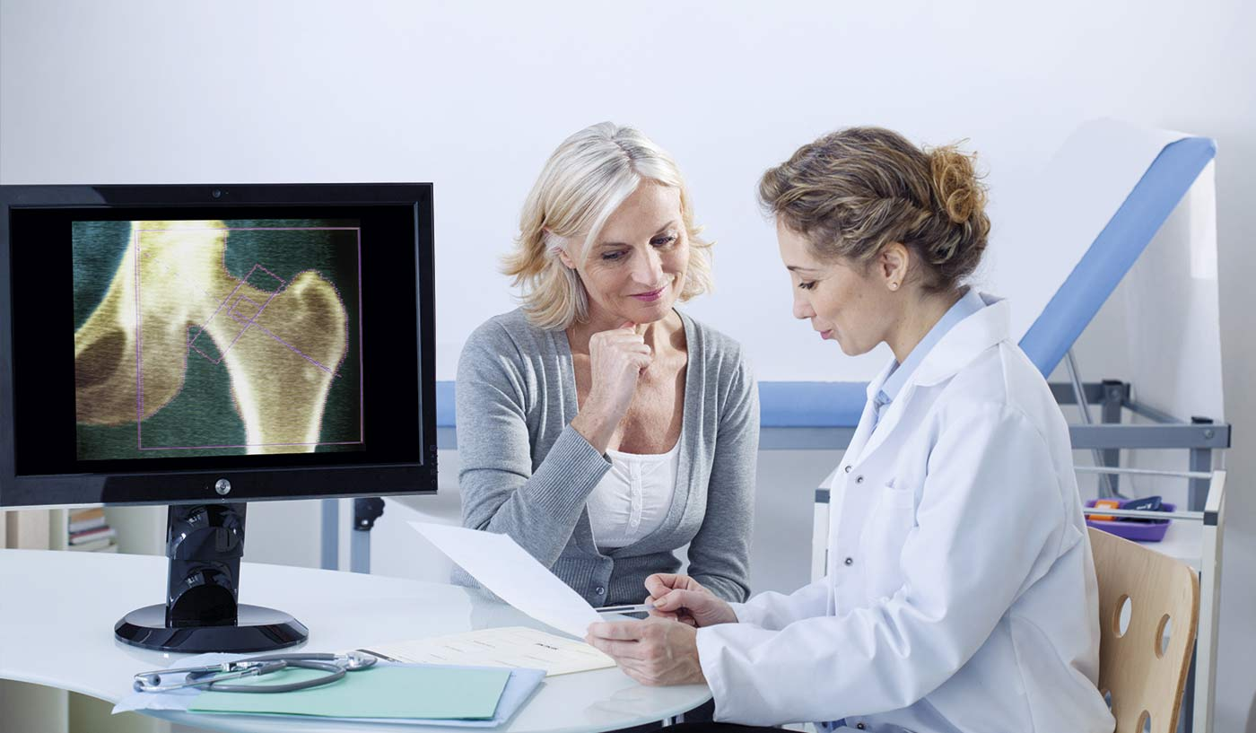 osteoporose pós menopausa