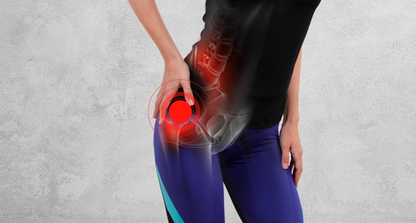 SBOT, lesão no quadril, ortopedia